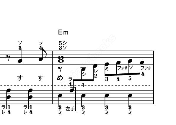 紅蓮華 ピアノ 楽譜 初級 無料